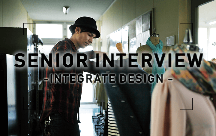 SENIOR INTERVEW/VISUAL DESIGN