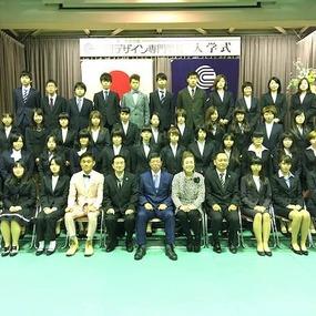校長ブログ★平成28年度入学式 式辞