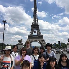 チュウデ★ヨーロッパ研修旅行 PARIS!!!