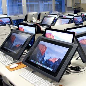 「デジタル世代のクリエイター育成に向けて」大型設備導入のお知らせ