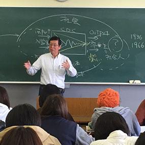 専門課程2年生対象特別講話