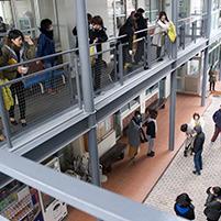 1月13日(金) 学友会主催の新年会が開催されました。
