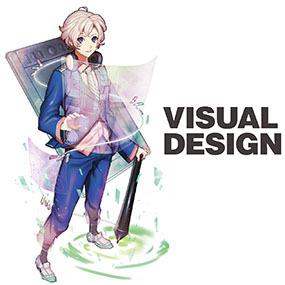 次世代デジタルクリエイターをめざせ!ビジュアルデザイン科