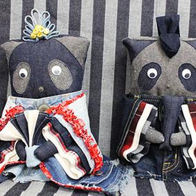 デザイン高等課程 第9回『DENIM oh! 雛』コンテスト「テレビせとうち賞」を受賞!!
