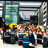 2018海外研修無事ロンドンに到着!