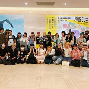 高等課程 神戸ファッション美術館へ見学