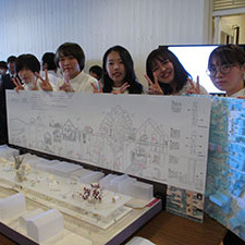 建築コンペ 最優秀賞・奉還町賞 W受賞!!