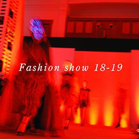 FashionShow2018-19 ファッションショースナップサイト