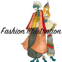 全国服飾学校 第34回ファッション画コンクール入賞!