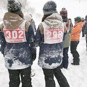 SKI&SNOWBOARD ウィンタースポーツにチャレンジ!冬期体育実習