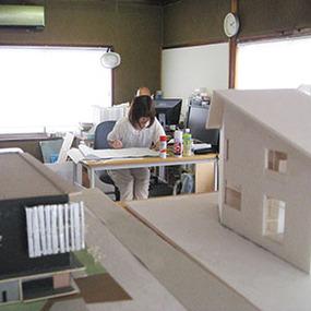 建築設計事務所でのインターンシップ