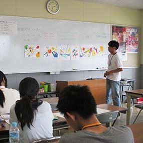 実技講習会 色彩構成スペシャル 開催しました!