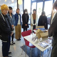 和傘デザイン展で本校学生が受賞しました!