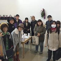 [5inch & megumi murakami]展の鑑賞に