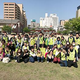 清掃ボランティア活動報告!(岡山エコクリーナーズ)