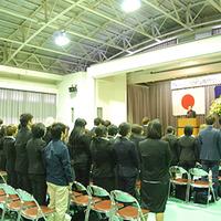 平成30年度 入学宣誓式をおこないました