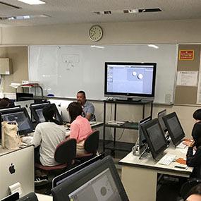 IP科授業紹介 3DCG演習