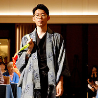 IBARA DENIM KIMONO COLLECTION/デニム着物ファッションショー出演!