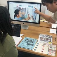 ビジュアルデザイン科インターンシップ3