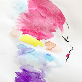 ファッションイラストレーション「発想を広げる」