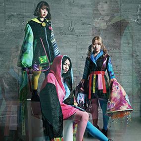 【ファッションデザイン科】FASHIONSHOW ファッションショー