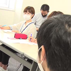 デザイン専門学校生が岡山県知事選挙をPR 動画作成