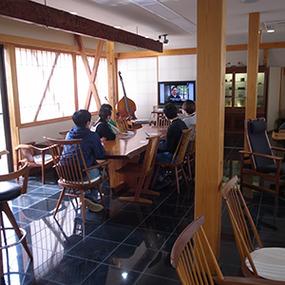 インテリア・プロダクト科1年生で香川に研修旅行